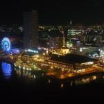 神戸ポートタワーより